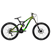 NS Bikes Fuzz 1 Suspension Bike 2014