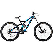 NS Bikes Fuzz 2 Suspension Bike 2014