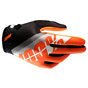 100 Ridefit Slant Orange Glove