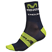 Endura Movistar Team Socks 2014