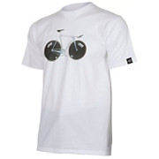 Cinelli Laser White Tee Shirt