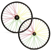 Blank Compound Rasta Wheelset
