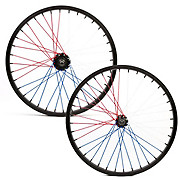 Blank Compound Patriot Wheelset