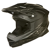 Fly Racing Default Youth Helmet - Matte Black 2015