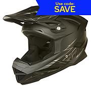 Fly Racing Default Youth Helmet - Matte Black 2015