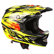 Troy Lee Designs D3 Carbon - Thunder Yellow