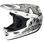 Troy Lee Designs D3 Composite - Aztec White
