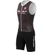 Castelli Body Paint SR Sleeveless Tri Suit SS14