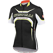 Castelli Velocissimo Tour Full Zip Jersey SS14