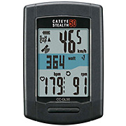 Cateye Stealth 50 GPS Cycle Computer ANT +
