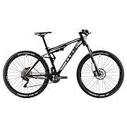 Cube AMS 120 Pro 29 Suspension Bike 2014