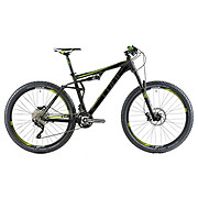 Cube AMS 130 Pro 27.5 Suspension Bike 2014