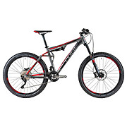 Cube AMS 150 Pro 27.5 Suspension Bike 2014