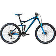 Cube Fritzz 160 Pro 27.5 Suspension Bike 2014