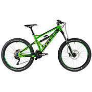Cube Hanzz Pro 26 Suspension Bike 2014