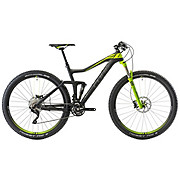 Cube Stereo 120 HPC Pro 29 Suspension Bike 2014