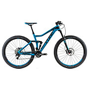 Cube Stereo 140 HPC Race 29 Suspension Bike 2014