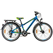 Cube Kid 240 Cross Boys Bike 2014