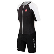Castelli Body Paint SR Short Sleeve Tri Suit SS14