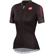 Castelli Certezza Womens Full Zip Jersey SS14