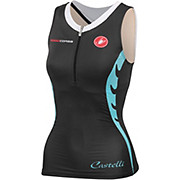Castelli Body Paint Womens Tri Singlet SS14