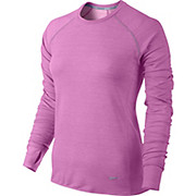 Nike Womens Dri-Fit Feather Fleece Crew