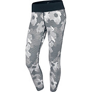 Nike Womens Epic Run Printed Crop Tight