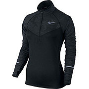 Nike Womens Reflective Element Half Zip Top