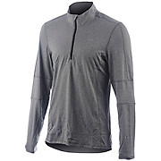 Brooks Essentials LS 1-2 Zip Top SS14