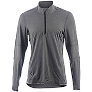 Brooks Essentials LS 1-2 Zip Top