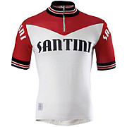 Santini Santini Tech Wool Short Sleeve Jersey SS14
