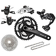 Shimano XT M780 Triple Transmission Groupset