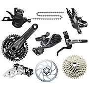 Shimano Deore M610 10 Speed Triple Groupset