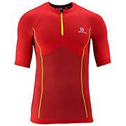Salomon Exo Motion Zip Tee SS14