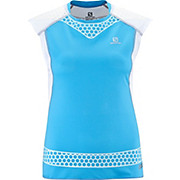 Salomon Womens S-Lab Exo Tank SS14