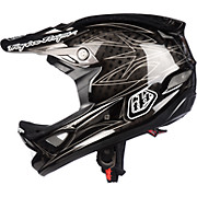 Troy Lee Designs D3 Carbon - Pinstripe II Black 2015