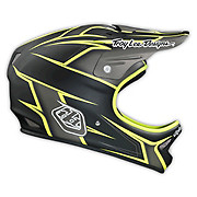 Troy Lee Designs D2 Helmet - Turbo Grey 2014