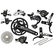 Shimano XT M782 10 Speed Triple Groupset