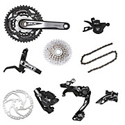 Shimano SLX M677 10 Speed Double Groupset