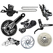Shimano Deore M615 10 Speed Double Groupset
