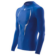 Skins A100 Long Sleeve Top - Royal Blue