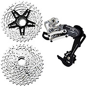 SRAM PG980 Cassette & X9 Rear Mech Bundle