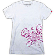 Troy Lee Designs Girls Pistonbone Tee