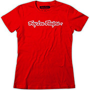 Troy Lee Designs Girls Signiture Tee