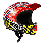 Troy Lee Designs D2 Air Strike Helmet 2013