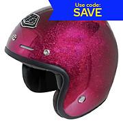 Troy Lee Designs Metal Flake Helmet - Purple