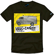 Vans Captain Fin X Anchor Tee SS14