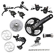 Shimano XT M785 10 Speed Double Groupset