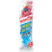 High5 Iso Gel Sachets Plus Caffeine 60ml x 25