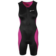 Skins TRI400 Womens Front Zip Tri Suit SS14